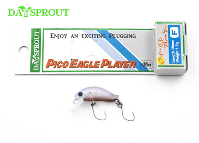 DAYSPROUT Pico Eagle Player